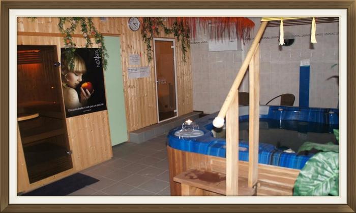 sauna hammam jaccuzi